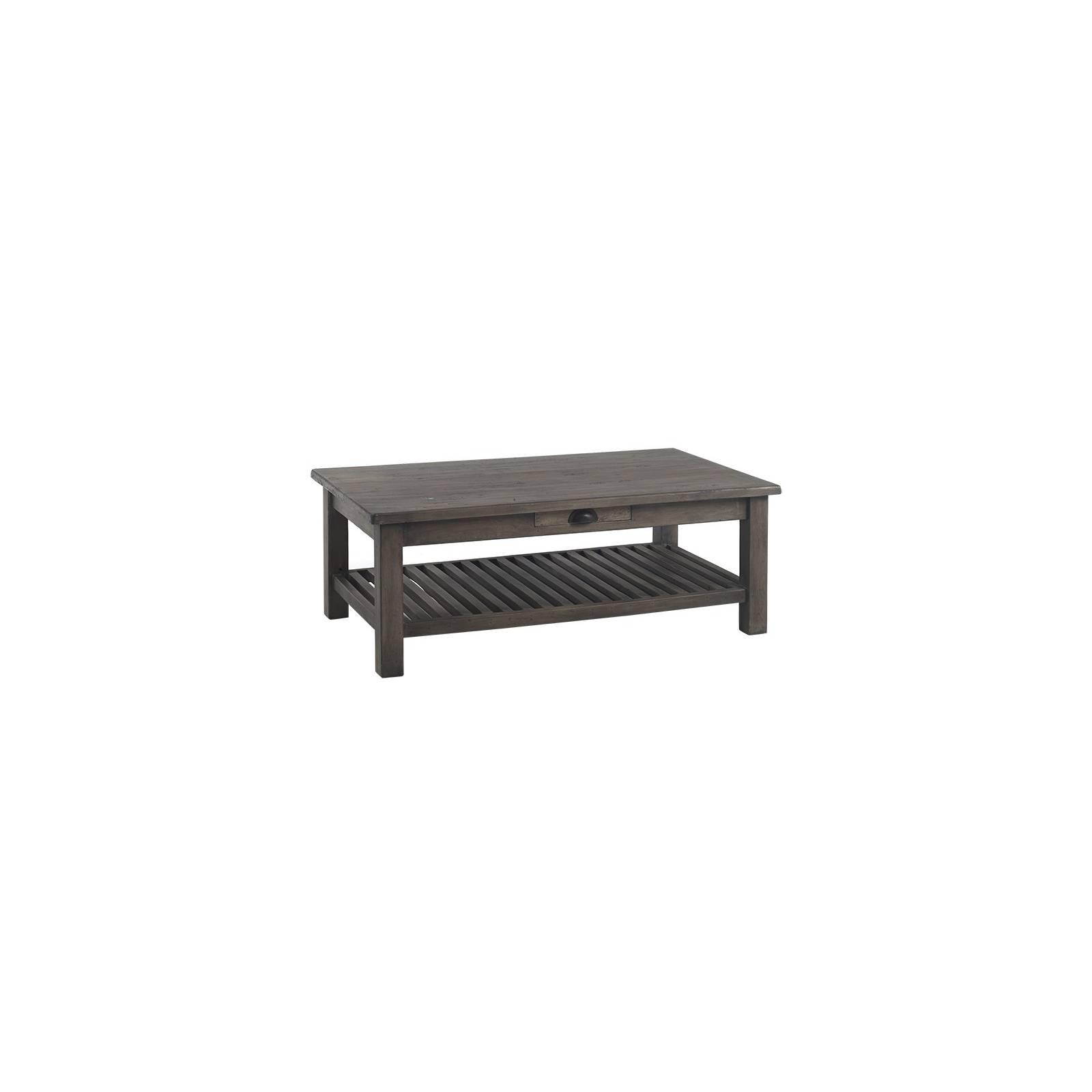 Table Basse Rectangulaire Vendôme Manguier - meuble classique
