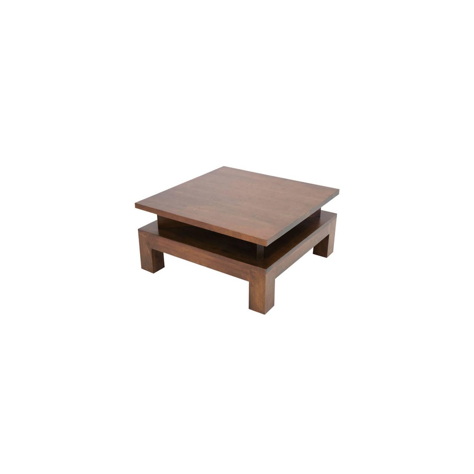 Table Basse Zen Hévéa