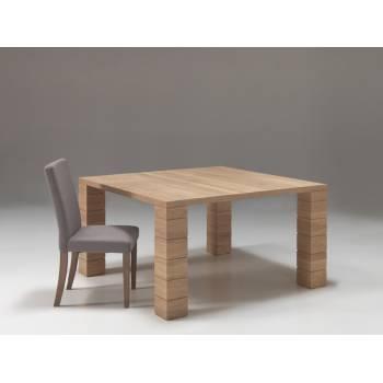 Table Chenevert Chêne - meuble contemporain