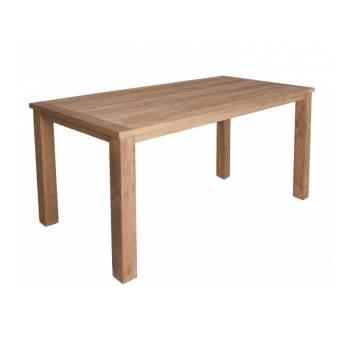 Table De Repas Taman Teck Recyclé - meuble de jardin