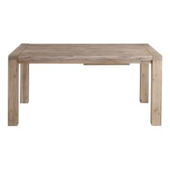 Table De Séjour 160 Nevada Acacia - meuble design en bois massif