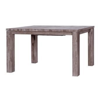 Table De Séjour Carrée Volca Chêne - mobilier haut de gamme