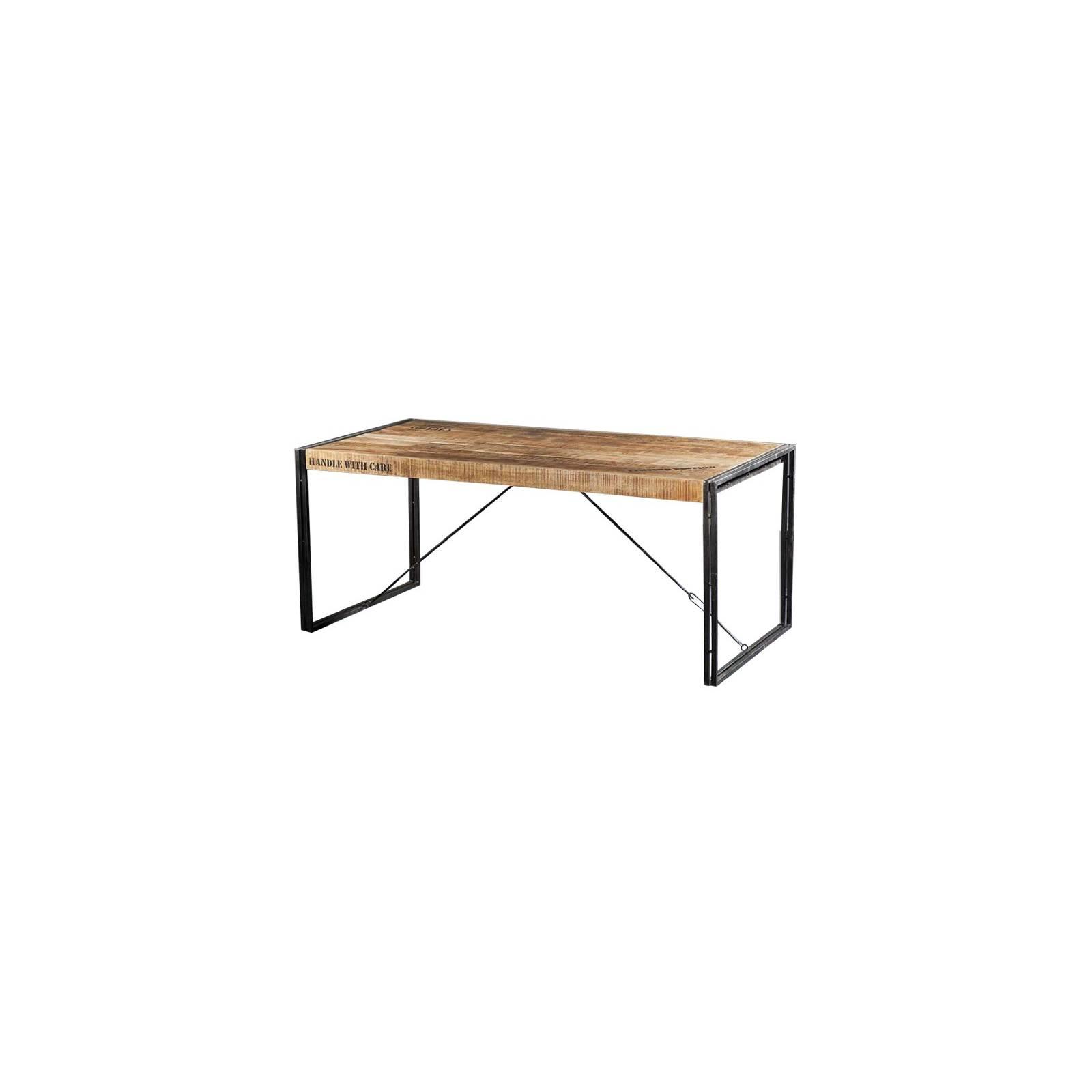 Table De Séjour Factory Acacia