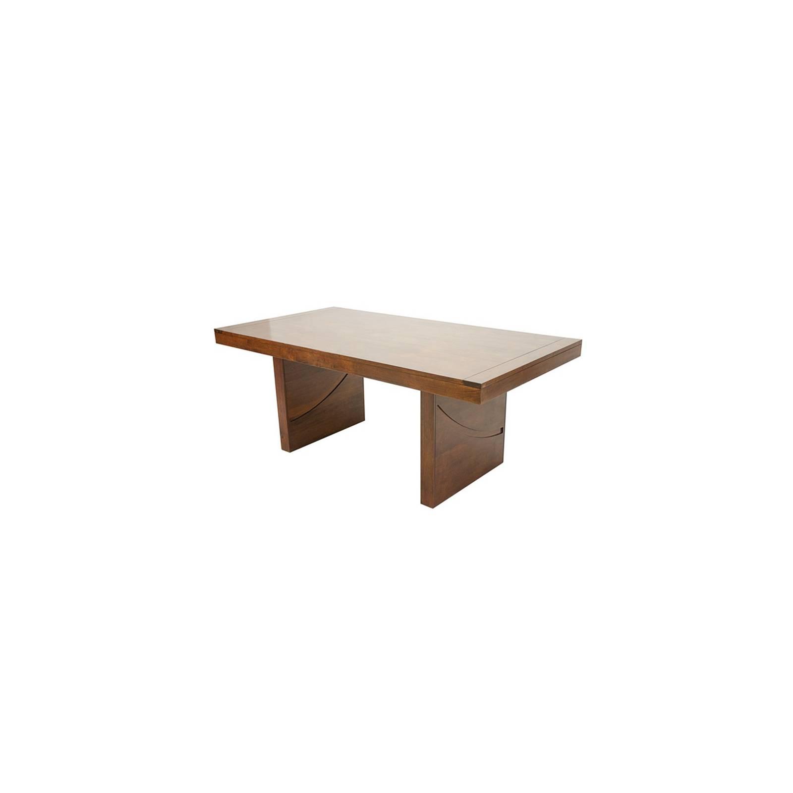 Table De Séjour Horizon Hévéa - meuble style ethnique