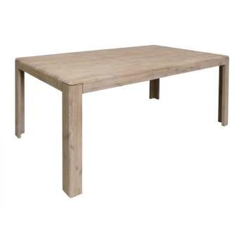 Table De Séjour Rallonges Joëlle Acacia - meuble en bois massif