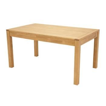 Table De Séjour Rectangulaire Fjord Hévéa