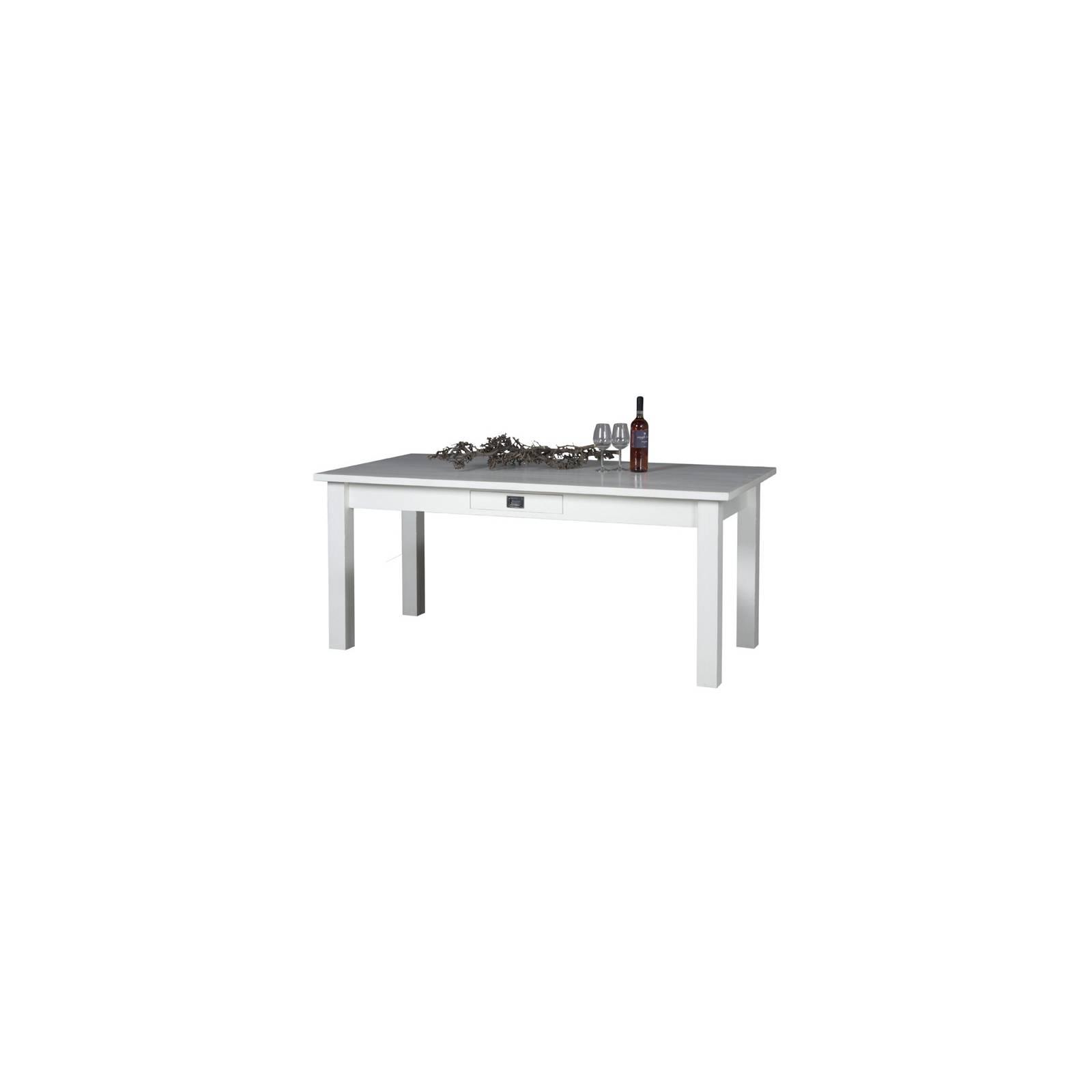 Table De Séjour Rectangulaire Tosca Pin - table de repas classique