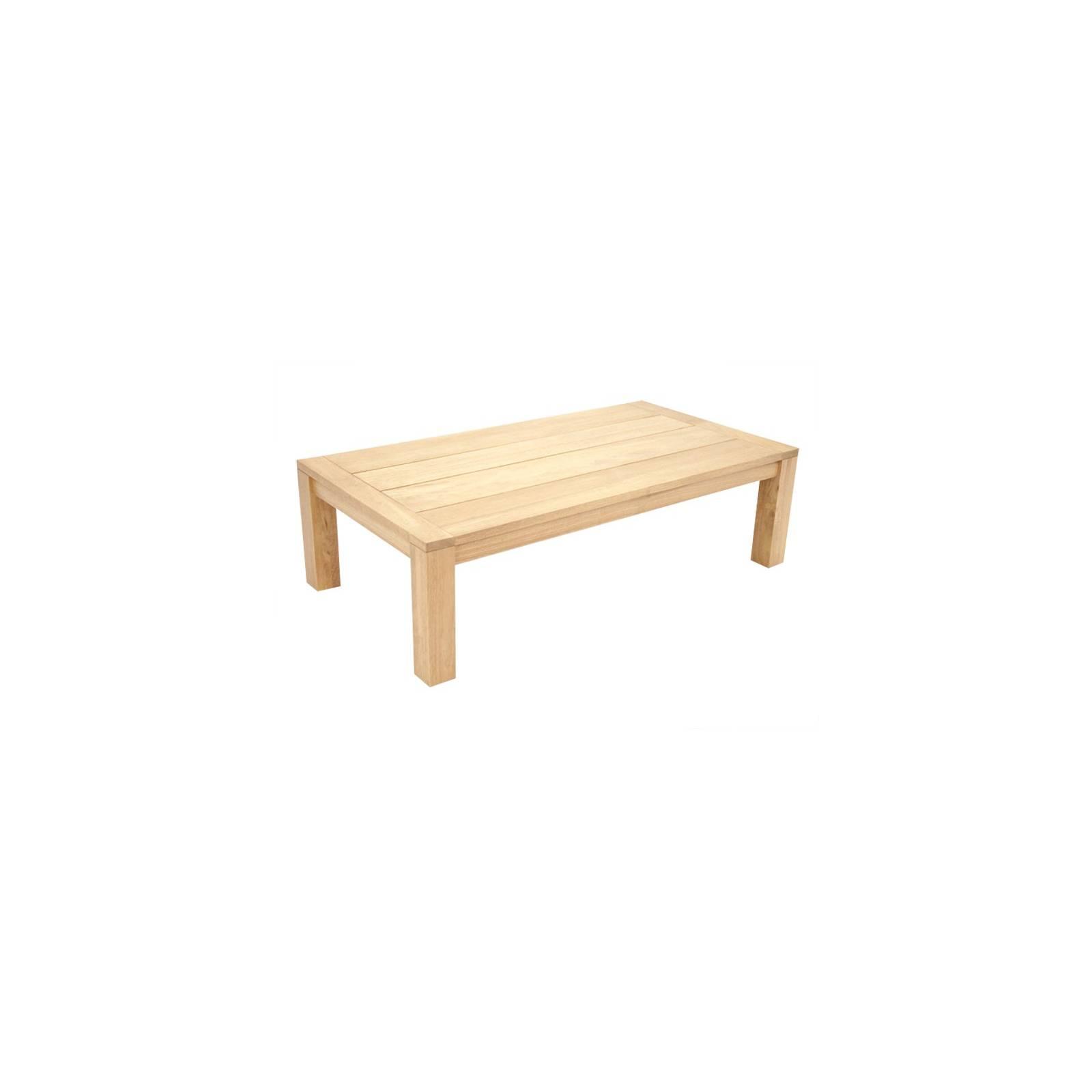 Table Rectangulaire Broadway Hévéa - meuble bois massif