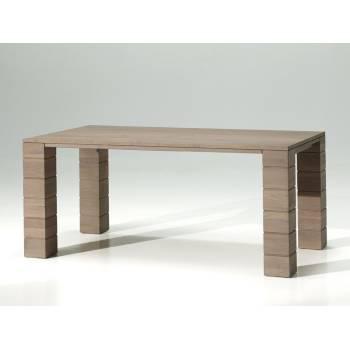 Table Rectangulaire Chenevert Chêne - meuble bois massif
