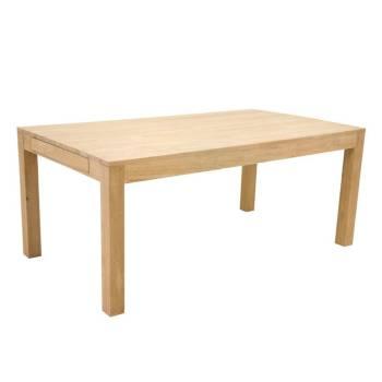 Table Repas Rectangulaire Fjord Hévéa