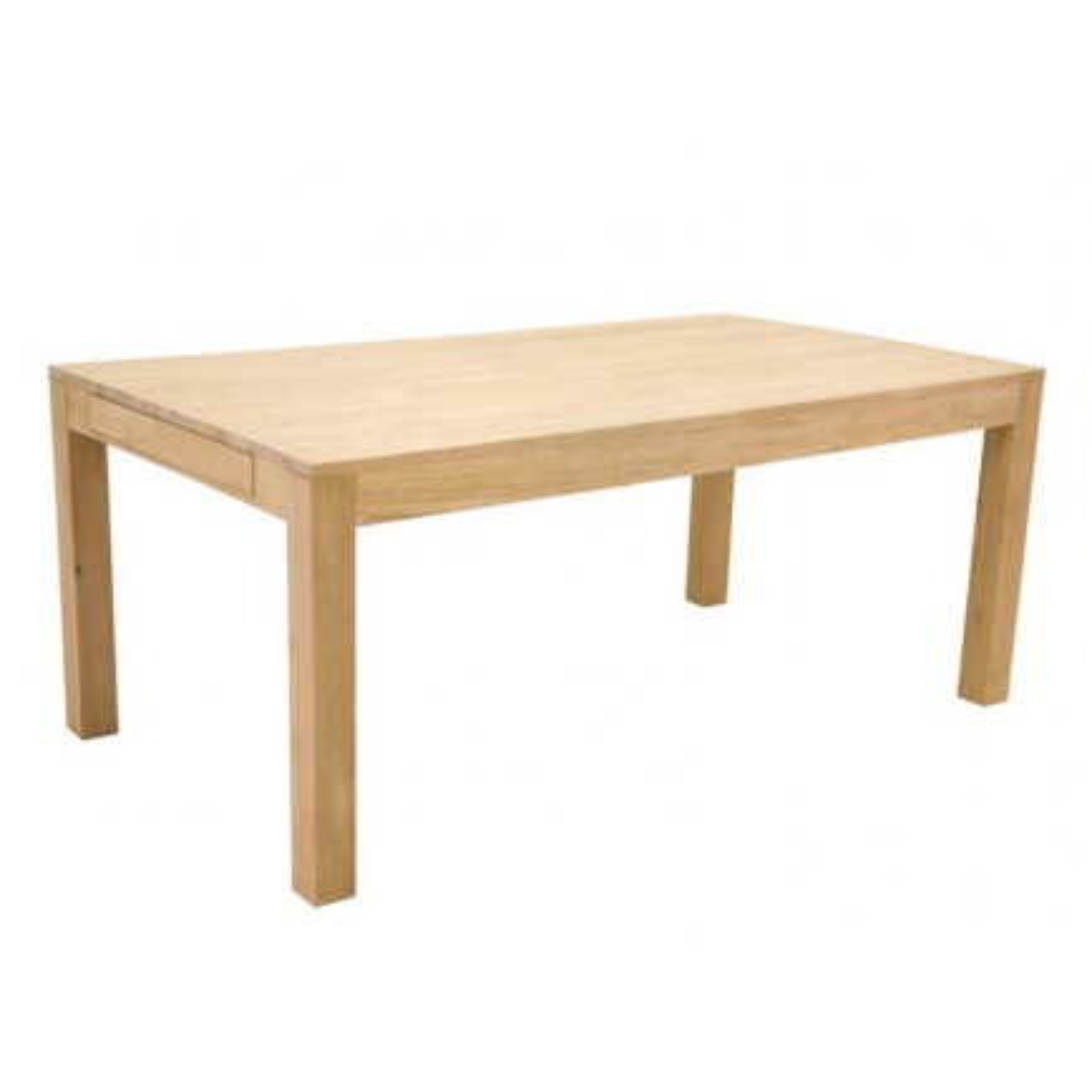 Table Repas Rectangulaire Fjord Hévéa - meuble déco
