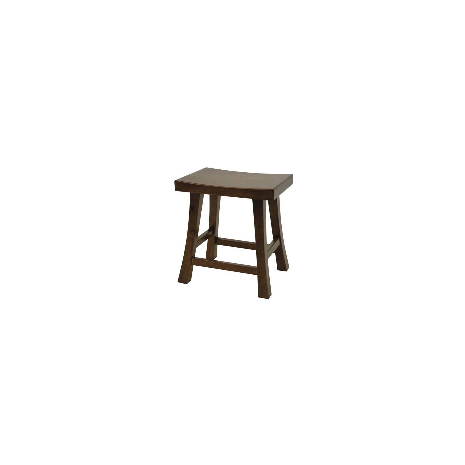 Tabouret Design Chine Hévéa - meuble bois exotique