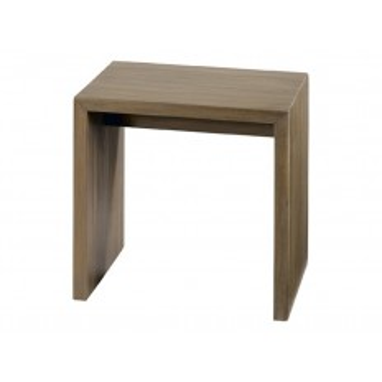 Tabouret Maestro Teck - meubles bois massif