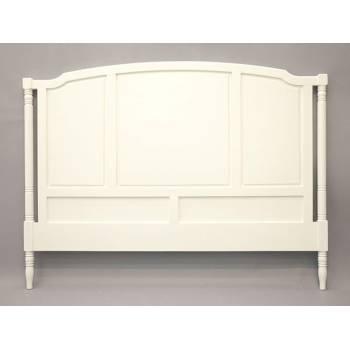 Tête De Lit 140 Charme Hévéa - meuble style classique