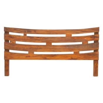 Tête De Lit 140 Soleil Levant Palissandre - achat meubles bois exotique