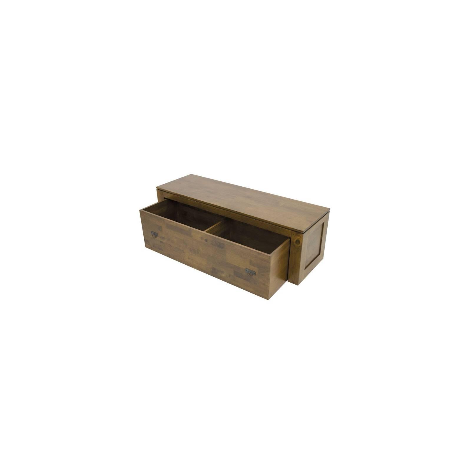 Tiroir / Bout de Lit Montréal Hévéa - meuble écologiques