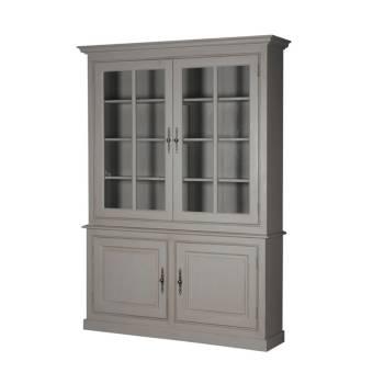 Vaisselier Classique Tosca Pin - meuble salle à manger - buffet style classique