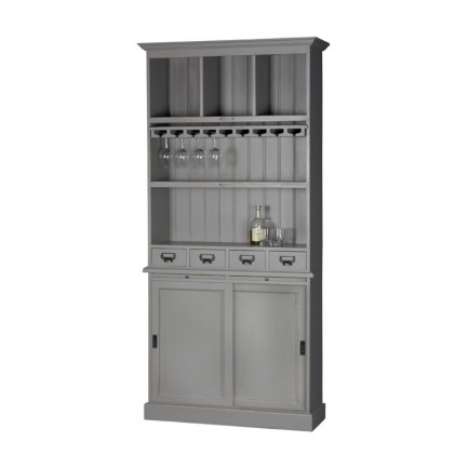 Vaisselier Tosca Pin - meuble salle à manger