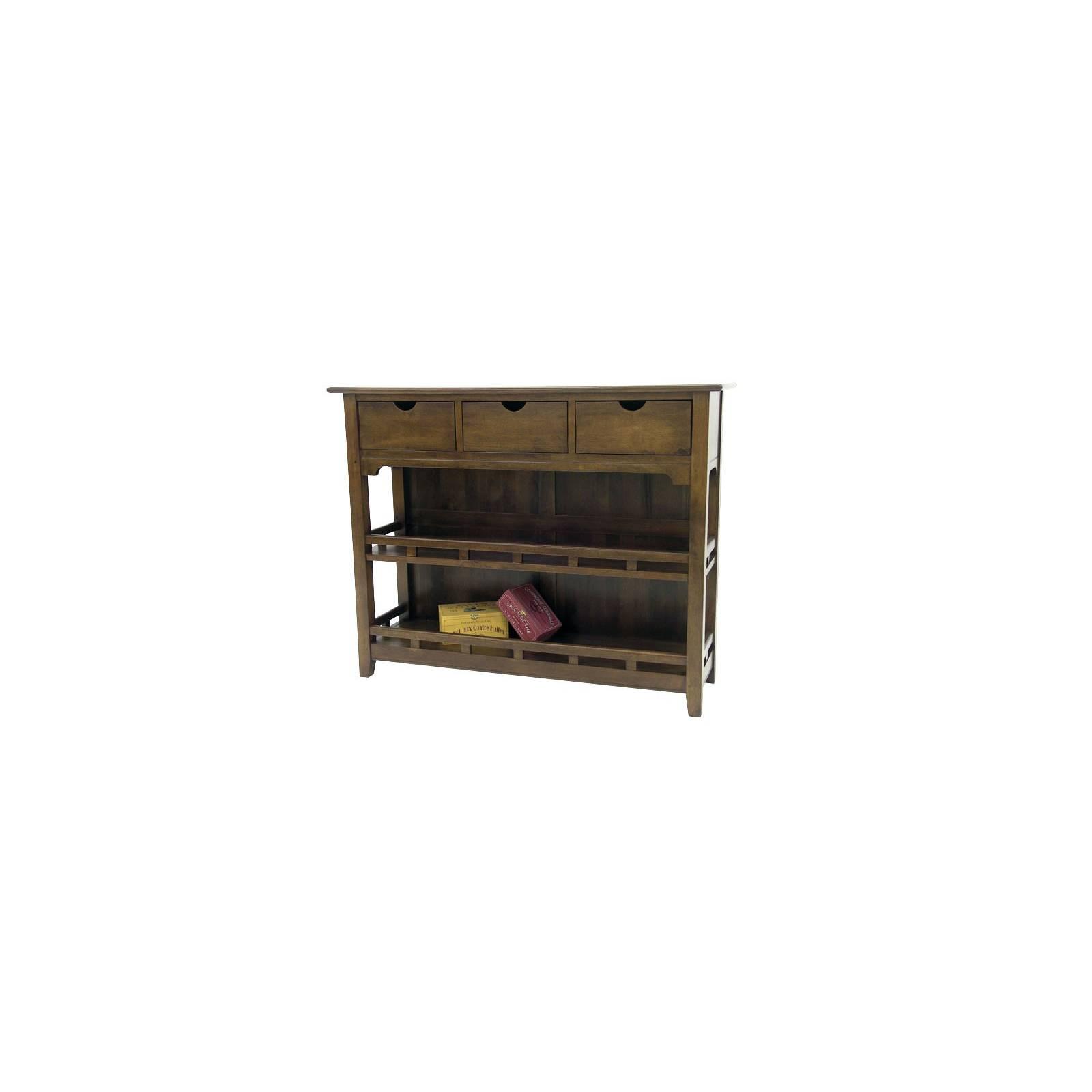 Vaisselier Traditionnel Belle Epoque Hévéa - meuble style classique