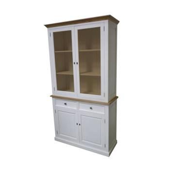 Buffet Vaisselier Aphrodite Pin - meuble style classique
