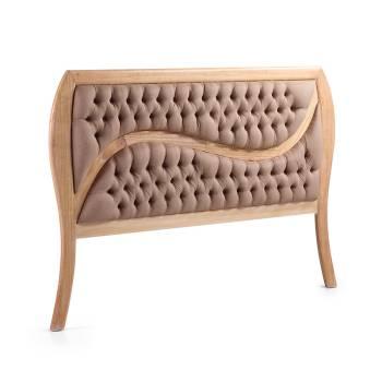 Tête De Lit Capitonnée Oslo Mindy - meubles scandinaves
