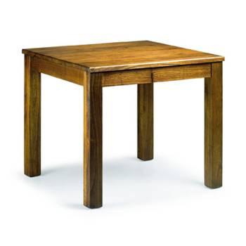 Table De Repas Carrée PM Tali Mindy - meuble bois exotique