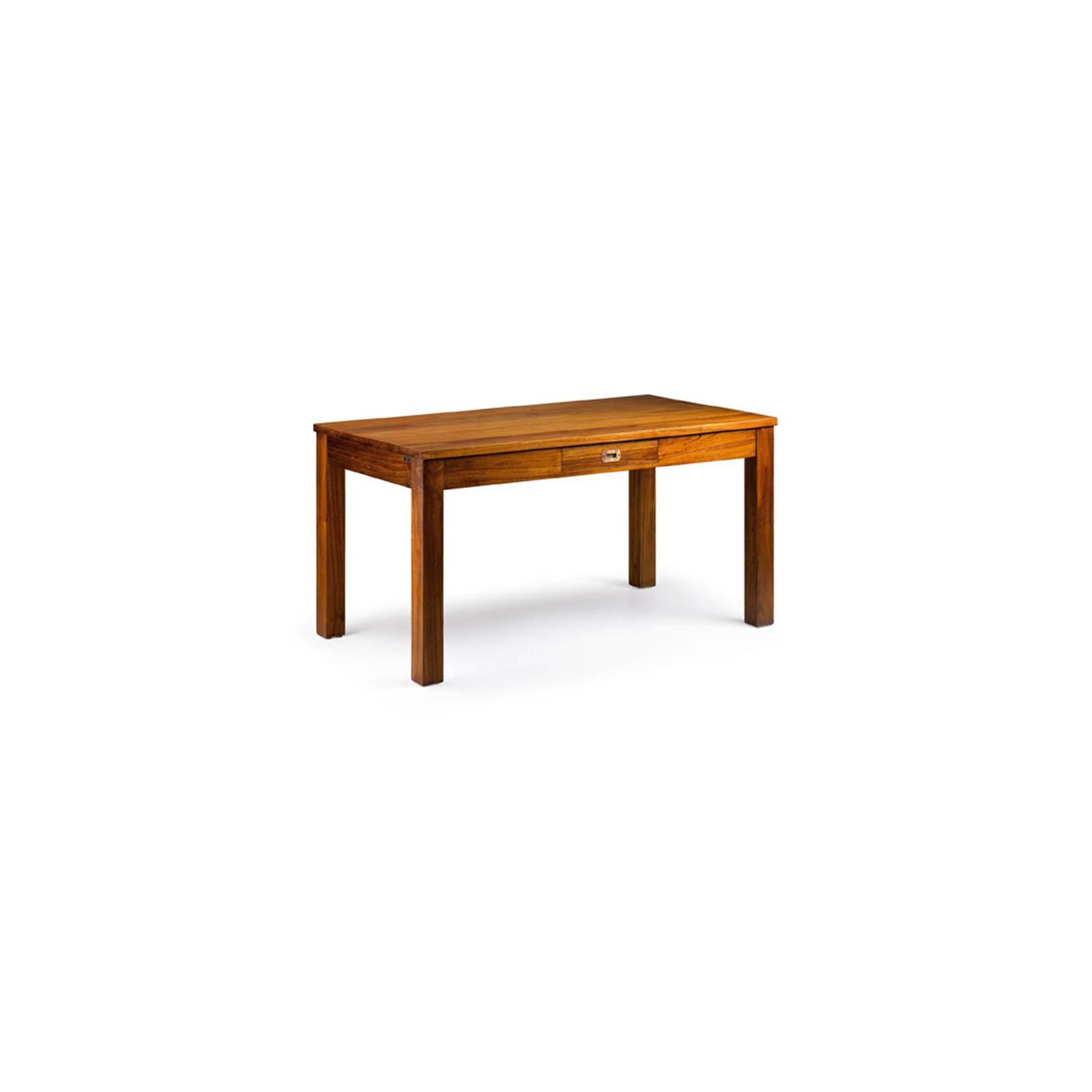 Table De Repas Rectangulaire PM Tali Mindy - meuble bois exotique