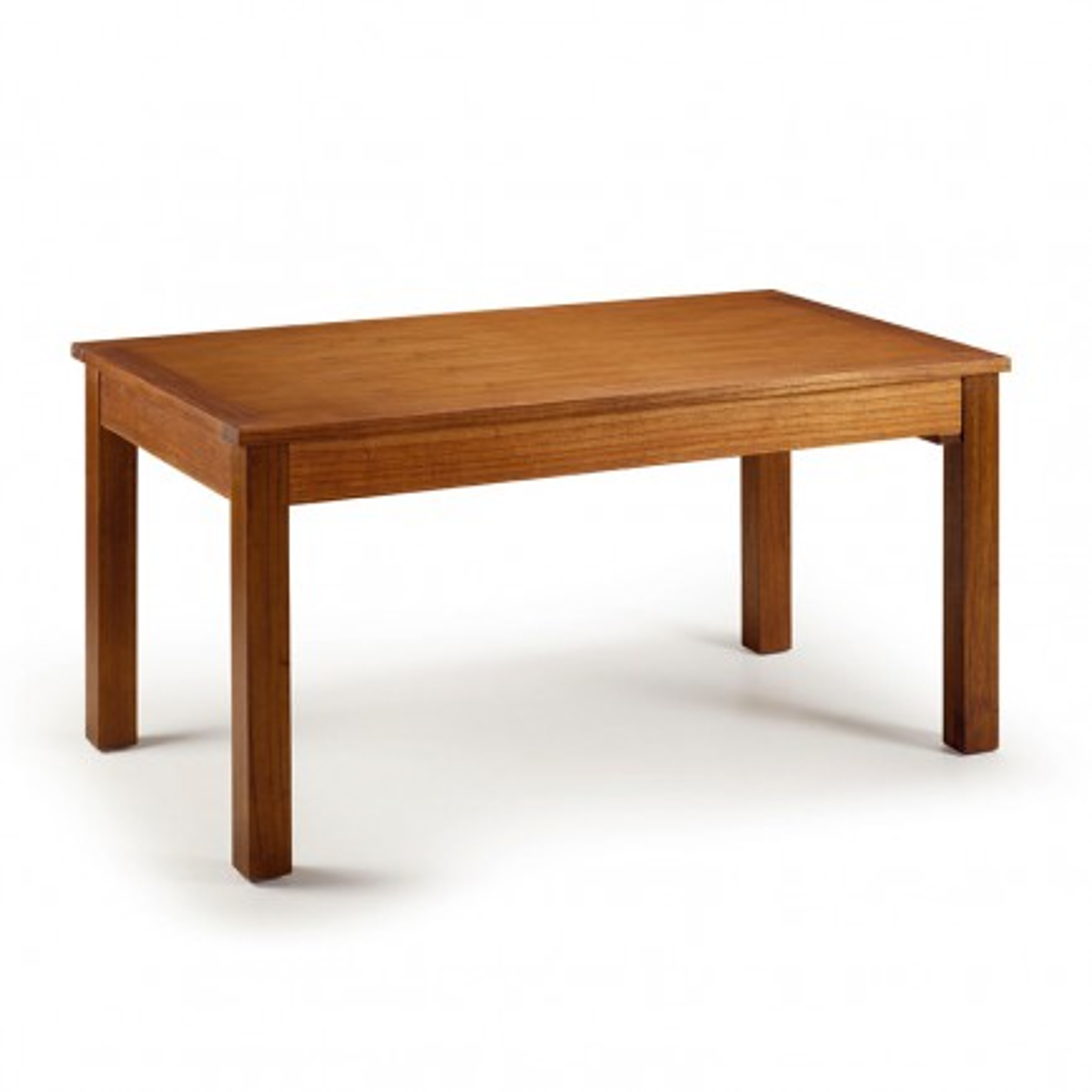 Table De Repas Rectangulaire Rallonges Tali Mindy - meuble bois exotique