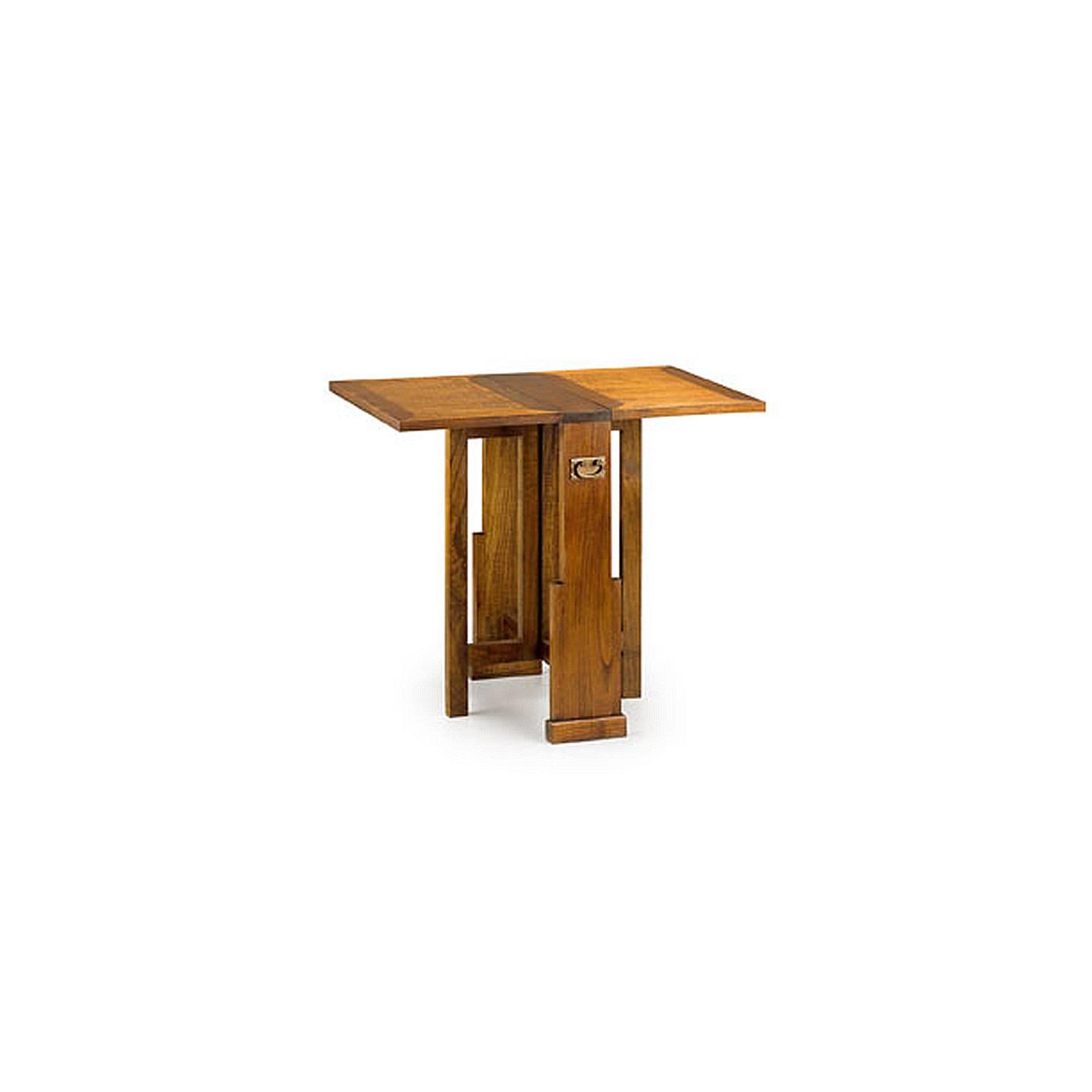 Table Pliable Tali Mindy - meuble bois exotique