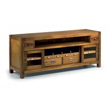Meuble Tv GM Tali Mindy - meuble bois exotique