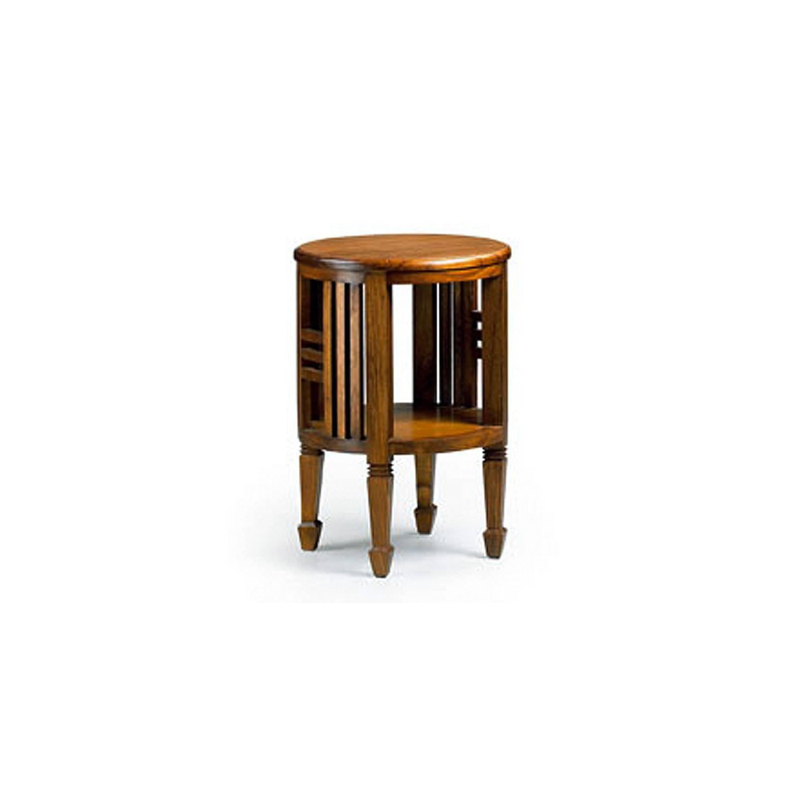 Console Ronde Tali Mindy - meuble bois exotique