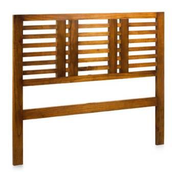 Tête De Lit Deux Personnes Tali Mindy - meuble bois exotique