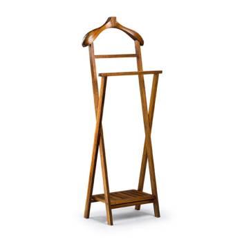 Valet Pliant Tali Mindy - meuble bois exotique