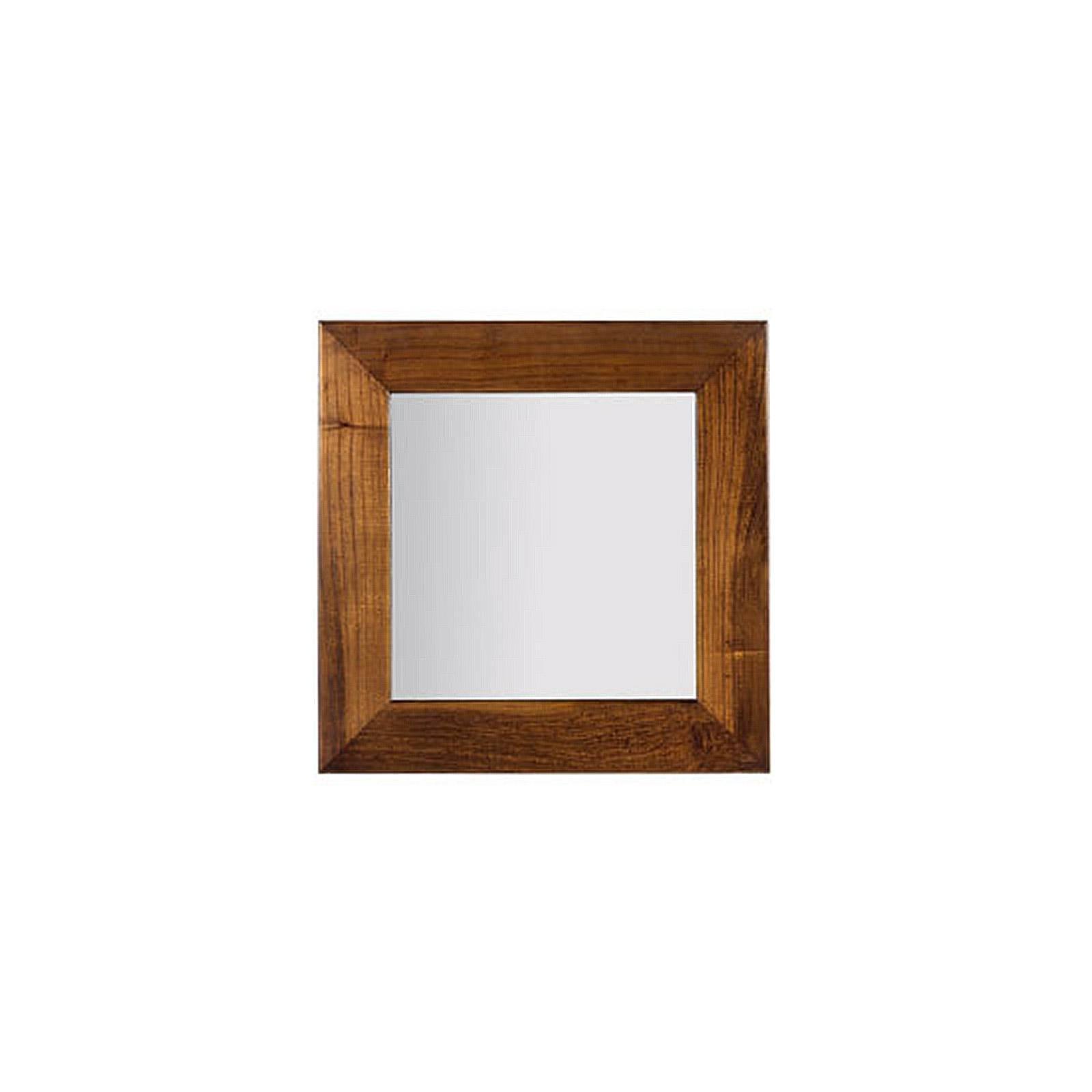 Miroir Carré Tali Mindy - meuble bois exotique