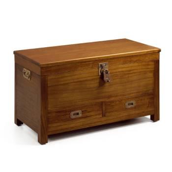 Coffre Tali Mindy - meuble bois exotique