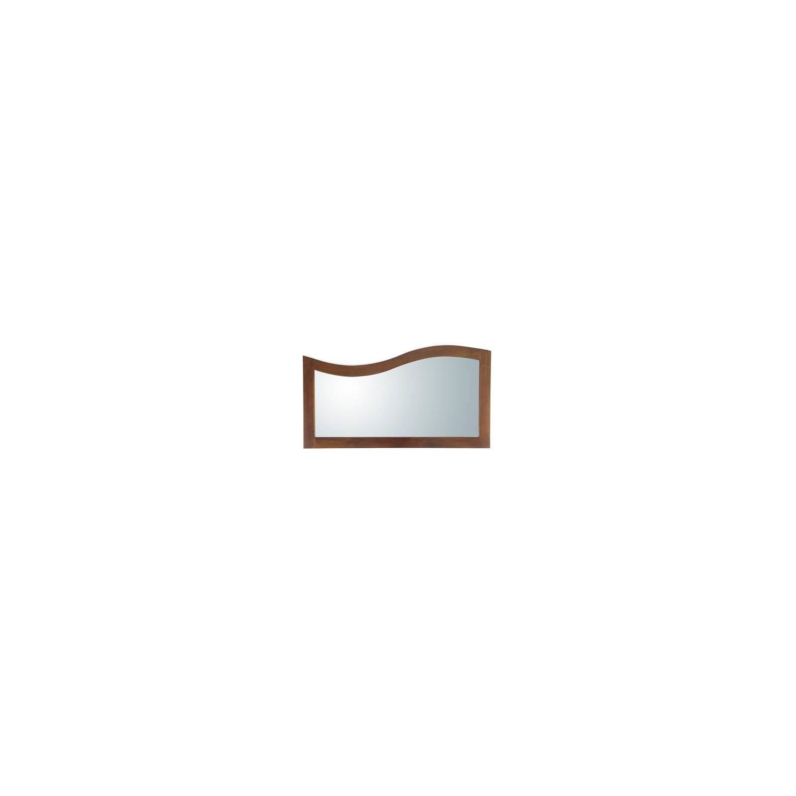 Miroir Vague Oceania Hévéa - meuble style colonial