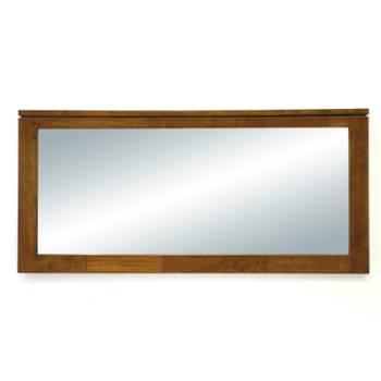 Miroir Omega Hévéa