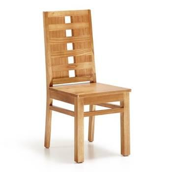 Chaise Dossier Ajouré Beaubois Mindy - chaise style exotique
