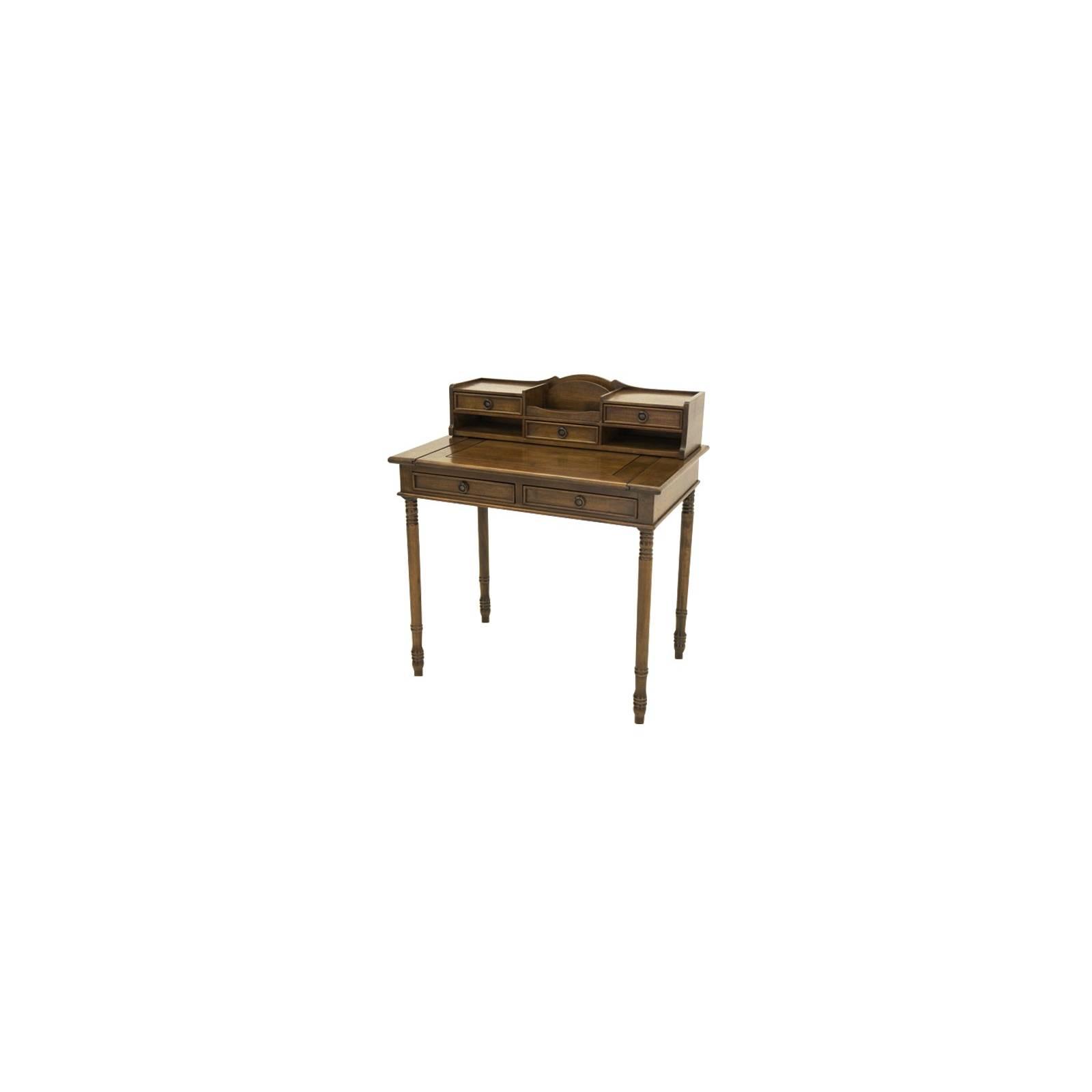 Bureau Charme Hévéa - meuble style classique