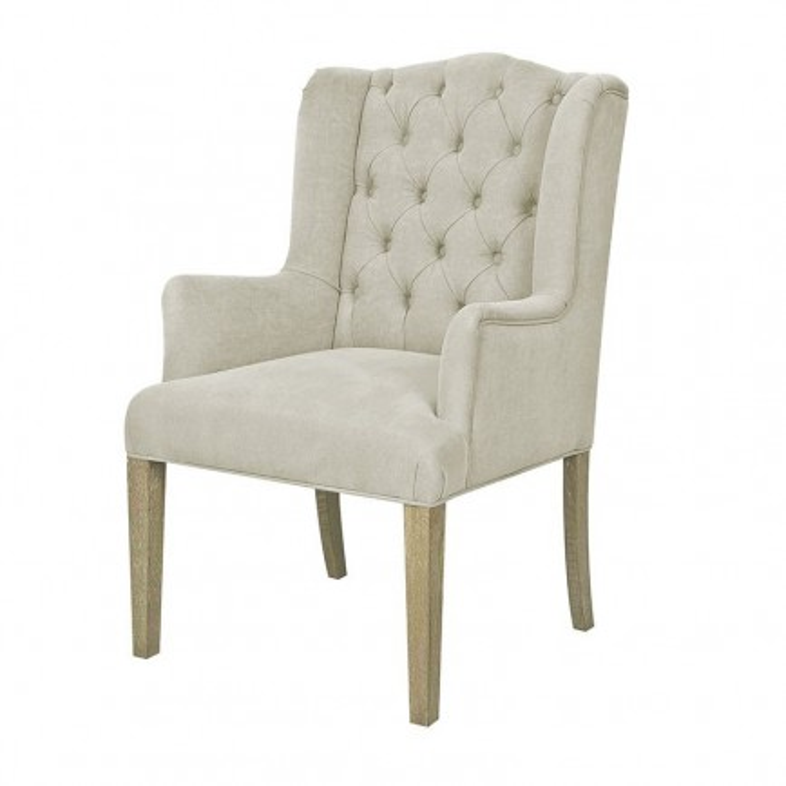 Chaise accoudoirs Beau Tissu - Achat chaise classique