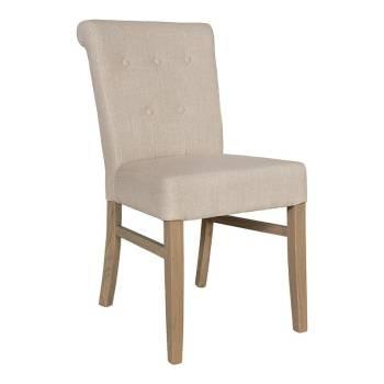 Chaise Chanti Tissu