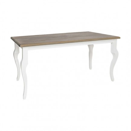 Table de salle Queen Victoria Pin - Table pin massif
