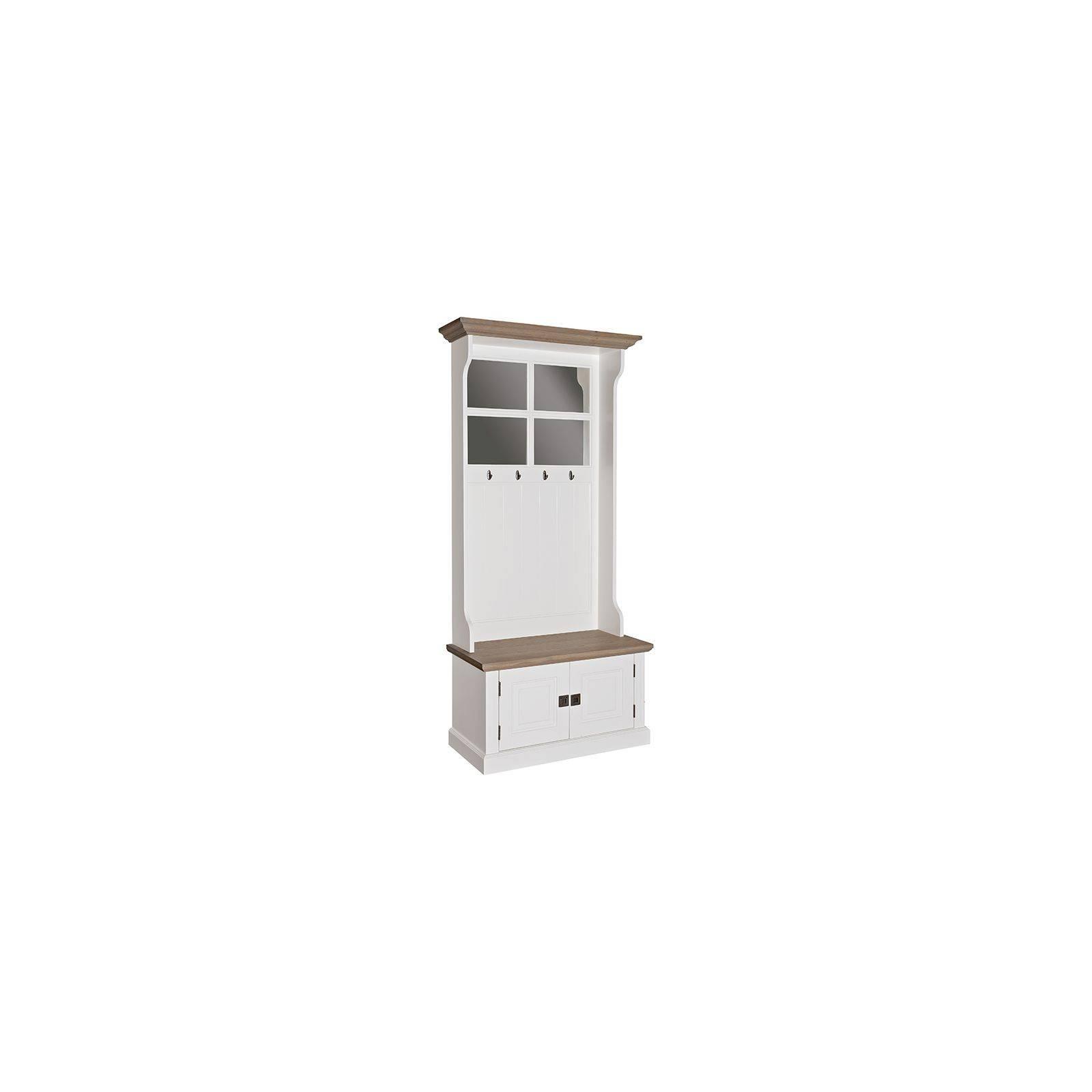 Vestiaire Victoria Pin Massif - achat meuble d'entrée