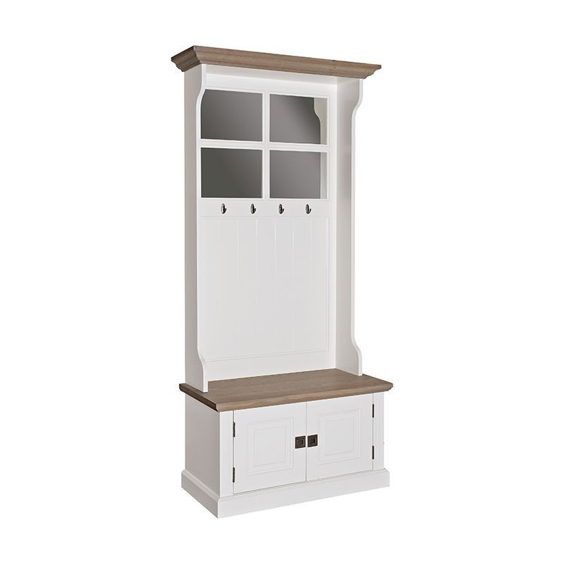 Favori armoire vestiaire entree mj35 montrealeast for Meuble porte manteau