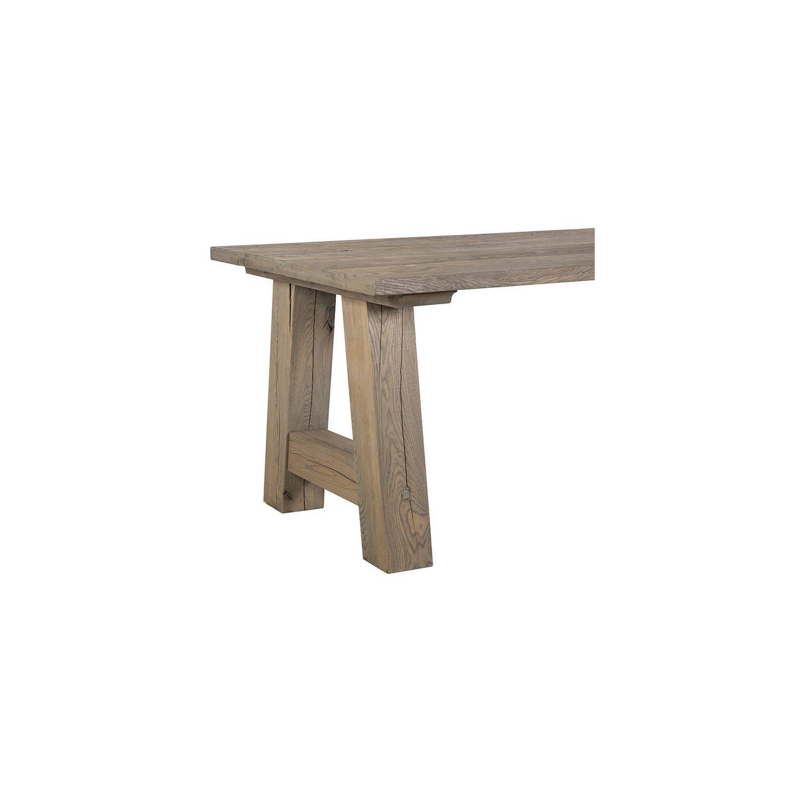 Table de salle Porte Victoria Chêne - achat table en chêne massif