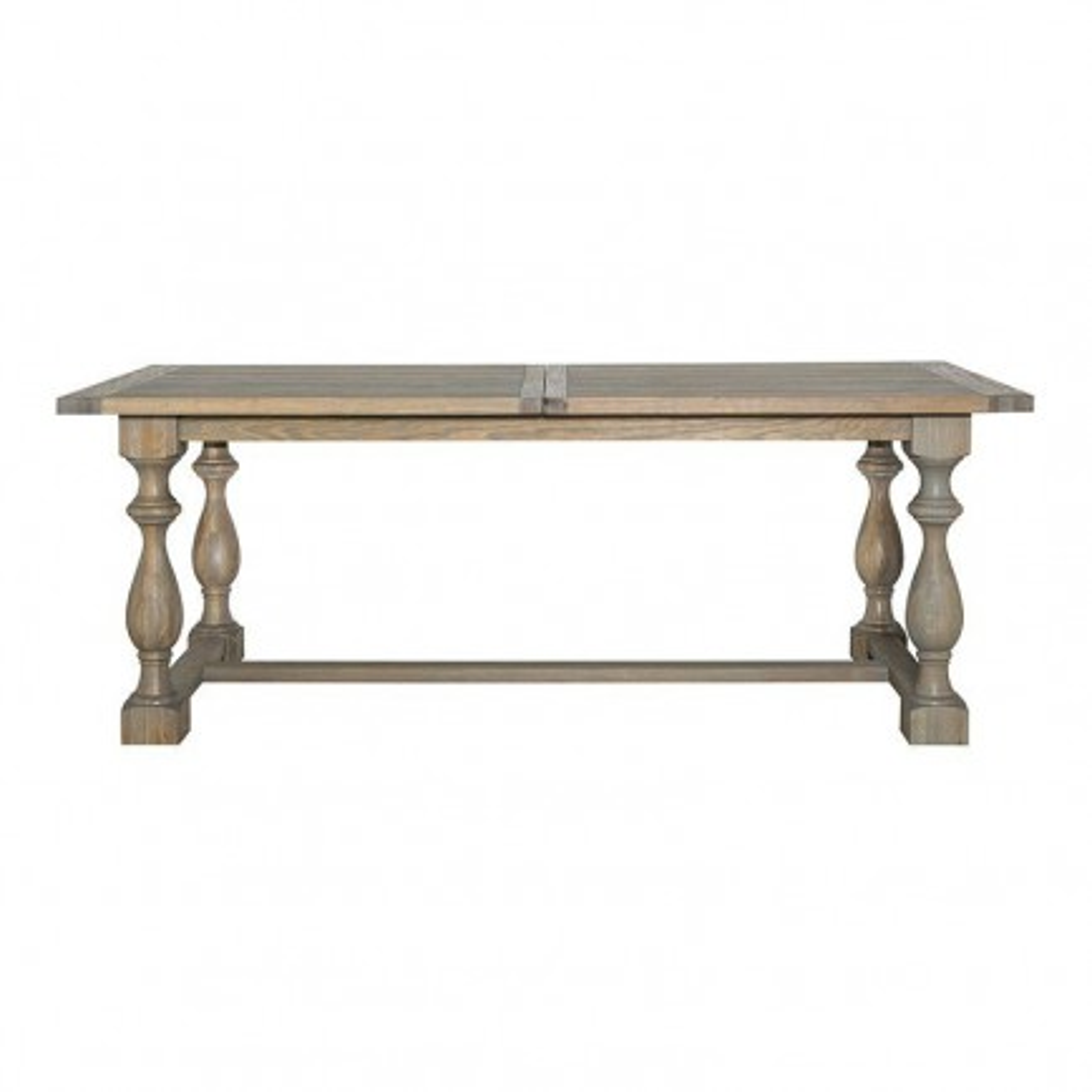 Table de salle rallonge Versaille Victoria Chêne Massif - achat table