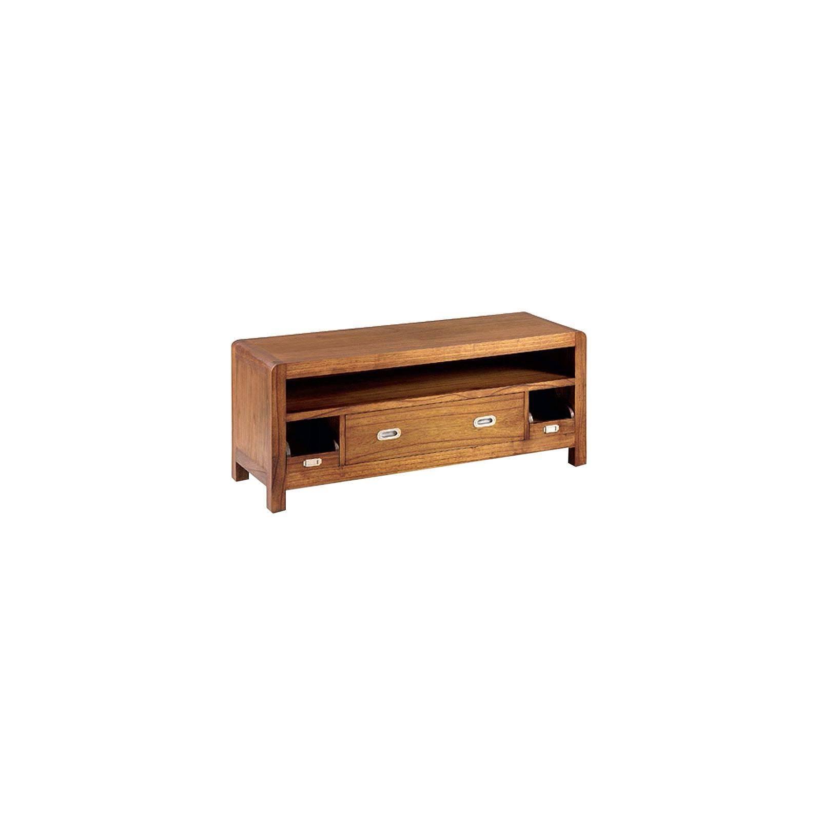 Table basse Rétro Mindi Massif - achat de meuble rétro