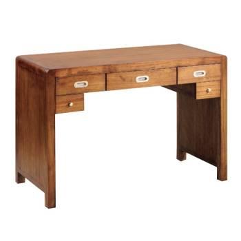 Bureau Rétro Mindi Massif - vente de meubles de bureau