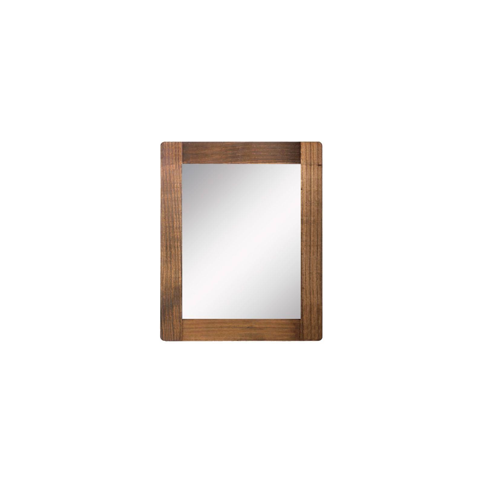 Miroir Rétro Mindi Massif - achat de meubles déco