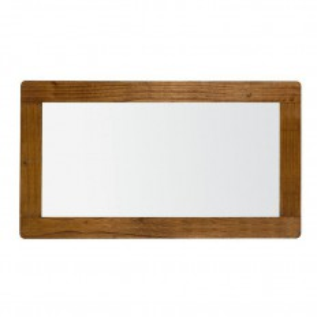 Miroir rectangulaire Rétro Mindi